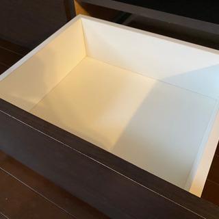 引き取り限定 引き出し付 テレビボード - 家具