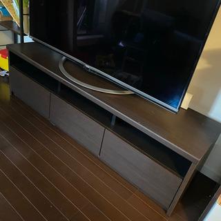 引き取り限定 引き出し付 テレビボード - 豊橋市