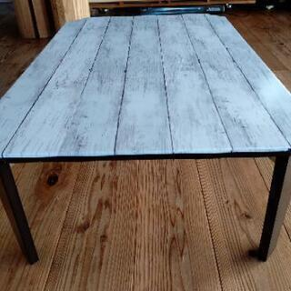 [配達無料][即日配達も可能?]折り畳みテーブル ニトリ製…