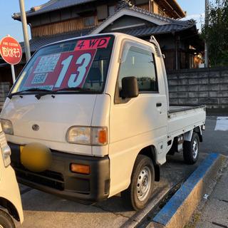 コミコミ価格‼︎ サンバー 4WD エアコン‼︎