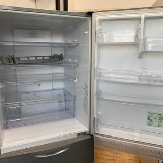 AQUA製★2013年製4ドア冷蔵庫★6ヵ月間保証付き★近隣配送可能 - 春日井市