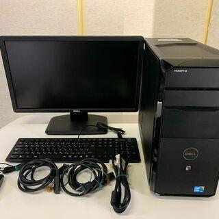 (201027) デスクトップPCセット corei3-4150...