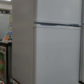 【クリーニング済み】A-Stage 90L 2ドア冷凍冷蔵庫 「...
