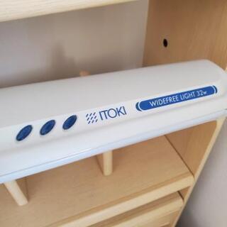 【中古美品・ご自宅まで搬送します】学習机(ITOKI)   - 一宮市