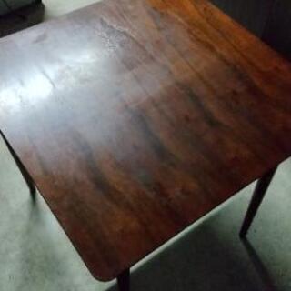 【中古品】正方形テーブル