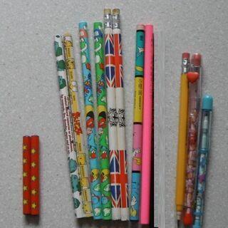 鉛筆、ロケット鉛筆