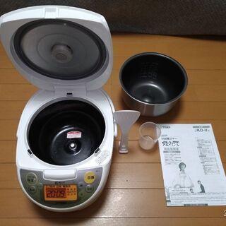 タイガーIH炊飯器 JKD-V100 中古品 値下げしました