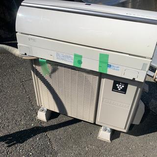 エアコン シャープ AU-B22SXY 使用可能