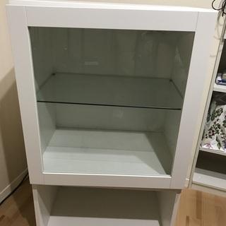 IKEA 棚 キャビネット 食器棚 1000円