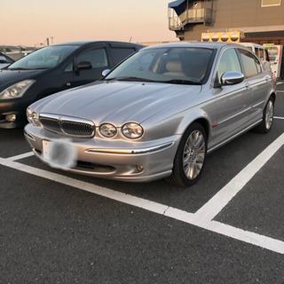 ジャガー Xタイプ V6 3000 4WD 検令和3年4月…