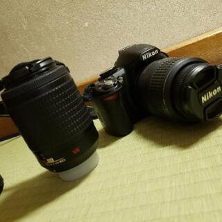 一眼レフ Nikon ジャンク