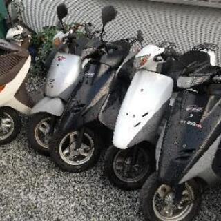 【ネット決済・配送可】原付バイクお譲りします。主に2ストディオ系...