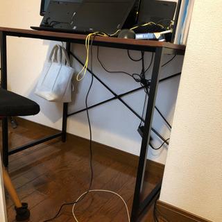 あげます。机。デスク。テレワーク