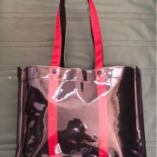TVXQ 15周年記念 PVC BAG トートバッグ