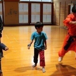 少林寺武術クラブ 11/9(月) - 教室・スクール