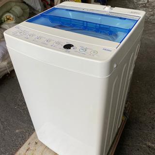2018年製ハイアール全自動電気洗濯機JW-C45CK