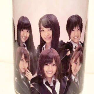 AKB48マグカップ (初期メンバー16人のフォト付き)