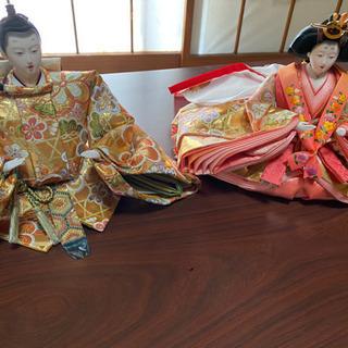雛人形 七段飾り 【年内で投稿終了】