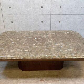K7*16 大理石 センターテーブル ローテーブル テーブル 大...
