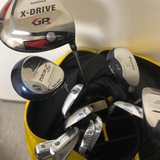 【決まりました】ゴルフセット/子供用ドライバー付