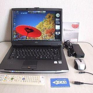 Fujitsu FMV-BIBLO NF75X/D ノートパソコ...