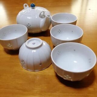 (保留)茶器セット