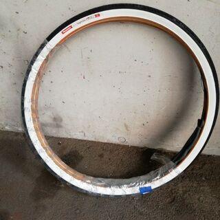 パナレーサー ママチャリの24インチタイヤ2本セットです