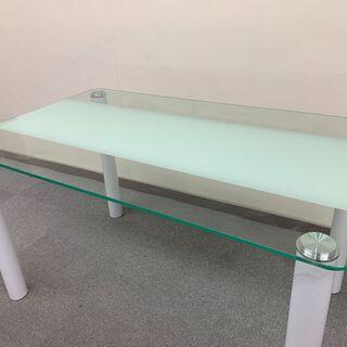 ガラステーブル、ダイニングテーブル(分解済み)