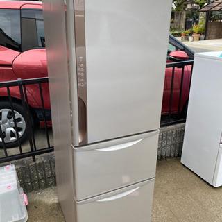 超お薦め品‼️自動製氷機あり‼️日立3ドア冷蔵庫375L 2019年