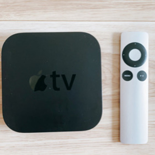 【ネット決済】Apple TV 第2世代