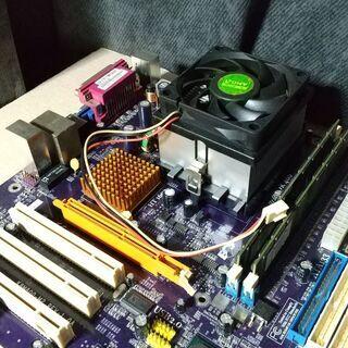 マザーボード ECS K8M800-M2 rev 1.0a