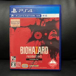 PS4 バイオハザード7 レジデント イービル グロテスク ve...