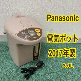 【ご来店限定】*パナソニック 電気ポット 3.0L 201…
