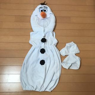 オラフ 着ぐるみ コスチューム コスプレ 衣装 アナ雪 アナと雪の女王