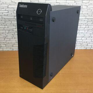 NO2 レノボ Lenovo ThinkCentre タワー型