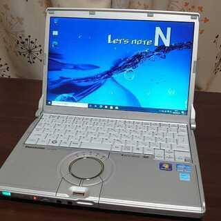 Let's note  高性能 Corei5 / メモリ8GB ...