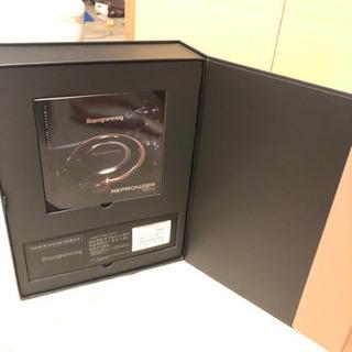 高級ドライヤーレプロナイザー4Dplusの箱