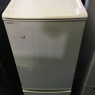 冷蔵庫 シャープ SJ-17P-H 167167L 白