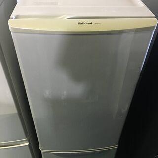 冷蔵庫 ナショナル NR-B171J-S