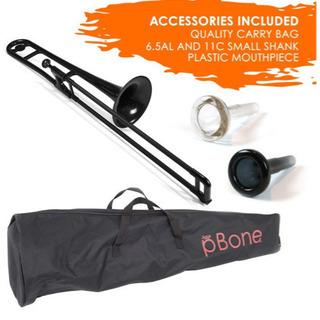 pBone プラスチックトロンボーン
