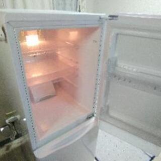 美品2ドア冷蔵庫