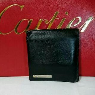 CARTIER カルティエ サントス ドゥ 2つ折り財布 …