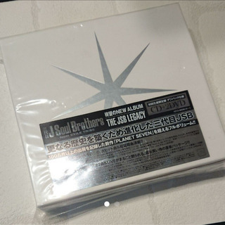 THE JSB LEGACY 三代目 J Soul Brothers