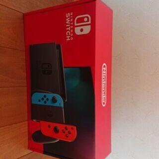 Nintendo Switch本体 新品未開封