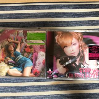 浜崎あゆみ 初回盤CD +DVD 7枚セット