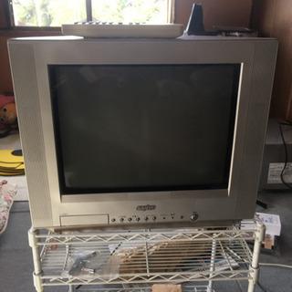 ブラウン管テレビ 15インチ