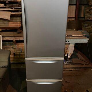 2009年製 Panasonic 3ドア冷蔵庫 365L NR-...