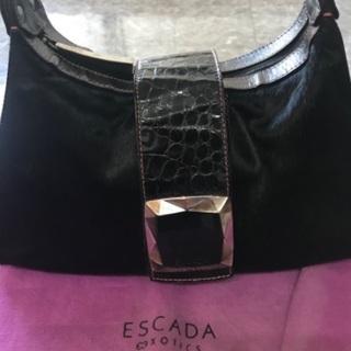 ESCADA  エスカーダ ショルダーバッグ ハラコ