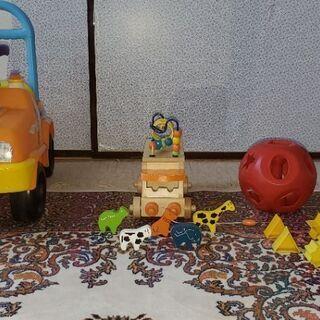 【ネット決済・配送可】子供のための楽しいきれいな中古の楽しいジグ...