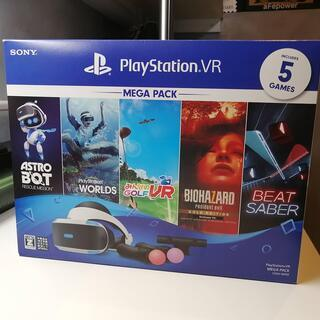 【美品・メーカー保証付き】PlayStation VR MEGA...